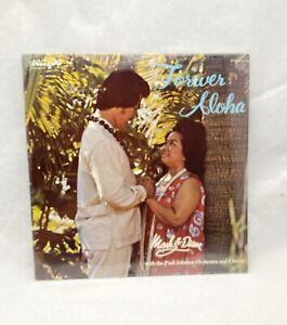 Mark & Diane - Forever Aloha - ORIG. VINTAGE VINYL LP