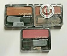 COVERGIRL Cheekers Blush LOT OF 3 *UNSEALED* 185, 180, 165