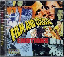 FILM AND COLOSSAL EMOTIONS - CD (NUOVO SIGILLATO)