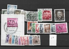 1954 USED  DDR, east germany, year collection