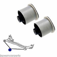 HONDA CIVIC 06-10 REAR SUBFRAME HUB AXLE SUSPENSION TRAILING ARM BUSH PAIR
