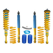 50MM RAISED PRADO 120 LIFT KIT - BILSTEIN, KING SPRINGS - TOWING AIR BAGS INC.
