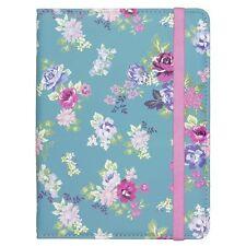 """CASEIT FUNDA + SOPORTE UNIVERSAL PARA TABLETS DE 6-8"""" - diseño floral"""