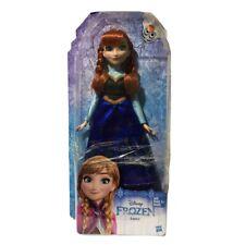 Hasbro Disney Frozen Anna Doll Original Film New (Damaged Box)