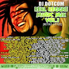 Dj Dotcom - Real Reggae Music Mix Vol. 1 (Retro Style) Mix CD
