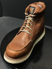 "Timberland Pro Men Pro 6"" Wedge Soft Toe Work Boots Style 53009 Size US 14M/EU49"