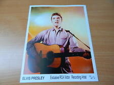 Elvis Presley RCA LP Bonus Foto Photo nr. 74