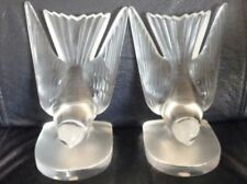 Art Deco Clear Crystal Glass
