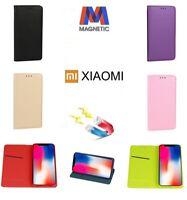 Custodia Flip Book Cover Libro Per Xiaomi MI 9 SE T A3 Redmi Note 7 8 S2 K20 Pro