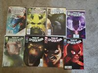 Web Of Spider-Man #1-8 2009 The Gauntlet Marvel
