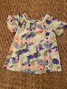 Matilda Jane Size 8 Floral Top