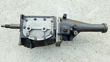 low miles 1963-64 Borg Warner T10 transmission Ford Falcon Comet 260 289 4-speed