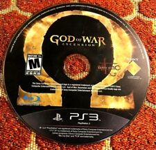 God of War: Ascension (Sony PlayStation 3, 2012) DISC ONLY 11343