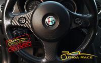 alfa romeo 159 adesivi sticker decal razze comandi volante tuning carbon look