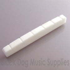 Quality BONE Guitar Top nut 42mm x 3.5mm  Strat® & Tele®* type *SPECIAL PRICE*