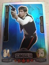 Force Attax Star Wars Serie Movie 1 Force Meister Nr.227 Han Solo Sammelkarte
