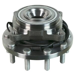 For Dodge Ram 4500 Ram 5500 4500 Front Wheel Bearing and Hub Assembly Moog