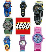 Lego Buildable Watch Great Gift! US Seller Fast Ship