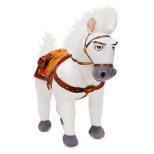 "Disney Maximus Plush Horse In Tangled Movie 14"" Flynn Ryder's Horse"