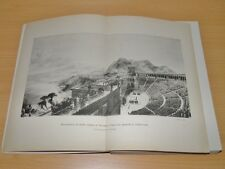 MUSEE RETROSPECTIF Classe 18 THEATRE Nb Gravures EXPOSITION UNIVERSELLE 1900