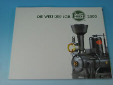 LGB Katalog 2000, 2. Auflage