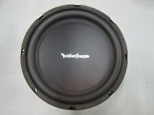 "NEW Rockford Fosgate 10"" Subwoofer Speaker.2 ohm.Car Stereo Bass sub Woofer.10in"