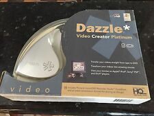 Pinnacle Dazzle Video Creator Platinum