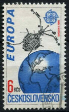 Czechoslovakia 1992 SG#3059, Europa, Europe In Space Used #D53268