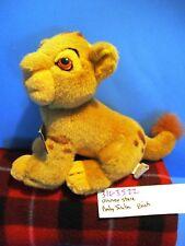 Disney The Lion King Baby Simba plush(310-3522)