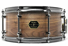 Noble And Cooley Walnut Snare Drum 14x6.5 - Video Demo