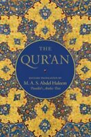 Qur'an : English Translation and Parallel Arabic Text, Hardcover by Haleem, M...