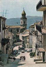 NG0524 - CROCE DEL SANNIO BENEVENTO - VIA S. LUCIA VIAGGIATA 1971