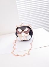 Fashion Owl Purse