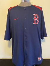 Boston Red Sox Nike Jersey-XL & Decals