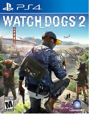 Watch Dogs 2 PS4 [Brand New]