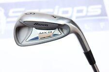 Demo Mizuno MX-19 Single 6 Iron Golf  Club True Temper Steel SL S300