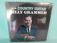 Billy Grammer, Country Guitar, Decca Records DL 74642, 1965, SEALED, Country