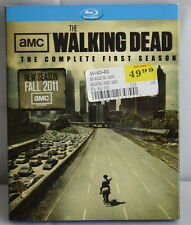 The Walking Dead Season 1 Blu-ray with Slipcover