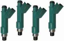 4Pcs Fuel Injectors 23250-28080 for RAV4 Camry Solara 2.4L Scion 232500H060