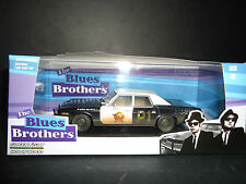 Greenlight Dodge Monaco Police 1974 Blues Brothers 1/43
