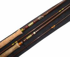 2 Hardy Fibalite trout fly rods incl. Richard Walker Superlite #7/8