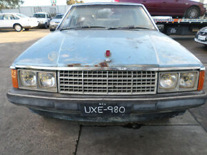 1980 Ford ZJ Ford Fairlane LHF Eyebrow Mould-$$195 delivered S/N# V6664 BF6699