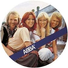Import 45 RPM Vinyl Records ABBA