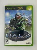 Halo: Combat Evolved 1st First Print / Black Label / No Sticker - Complete -RARE