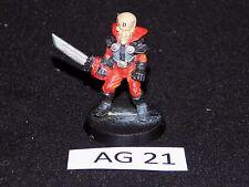 Warhammer 40k Astra Militarum SANCTIONED PSYKER ROGUE TRADER ERA (AG 21)