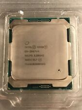 Lenovo X 3550 M5 Intel Xeon E5-2667 V4 CPU 3,2Ghz + Disipador Térmico 00fk456+