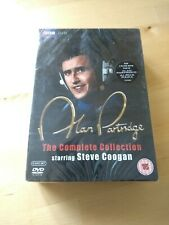 Alan Partridge: Complete Collection (Box Set) [DVD] Brand new and sealed