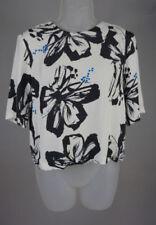 Camisas y tops de mujer de manga corta Zara