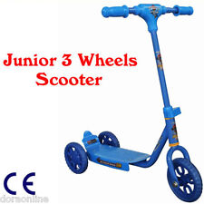 Brand New Junior 3 Wheels Scooter Ride-On Toys Blue/ Purple Available