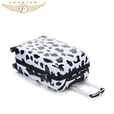 Luggage Hardside Travel Suitcase 4 Wheels Trolley Carry On Bag ABS PC 28inch